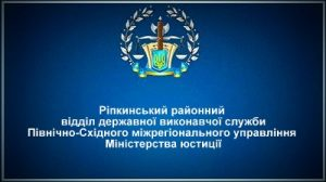 Ріпкинський районний відділ державної виконавчої служби